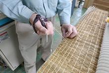 畳床とは畳の土台(芯材)のことをいいます。